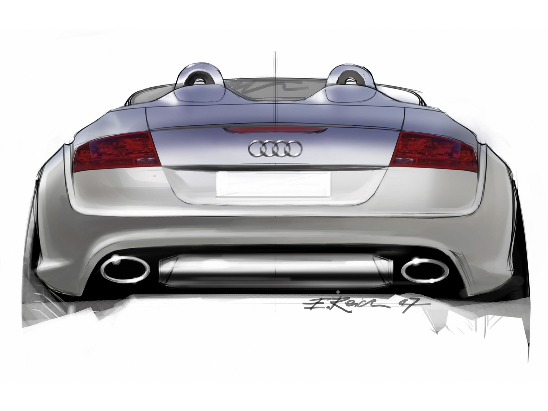 Dessins 3 4 Audi Tt Clubsport Quattro Http New