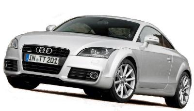 Voici la toute dernière Audi TT restylée (millésime 2011).