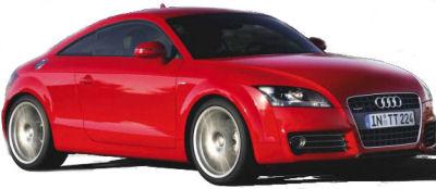 Audi cherche désormais à imposer ses motorisations diesel dans toute sa gamme, y compris pour les modèles les plus sportifs. Surfant sur les succès de l'Audi R10 TDI qui triomphe aux 24 h du Mans 2007, Audi introduit une version sportive TDI de son coupé Audi TT..